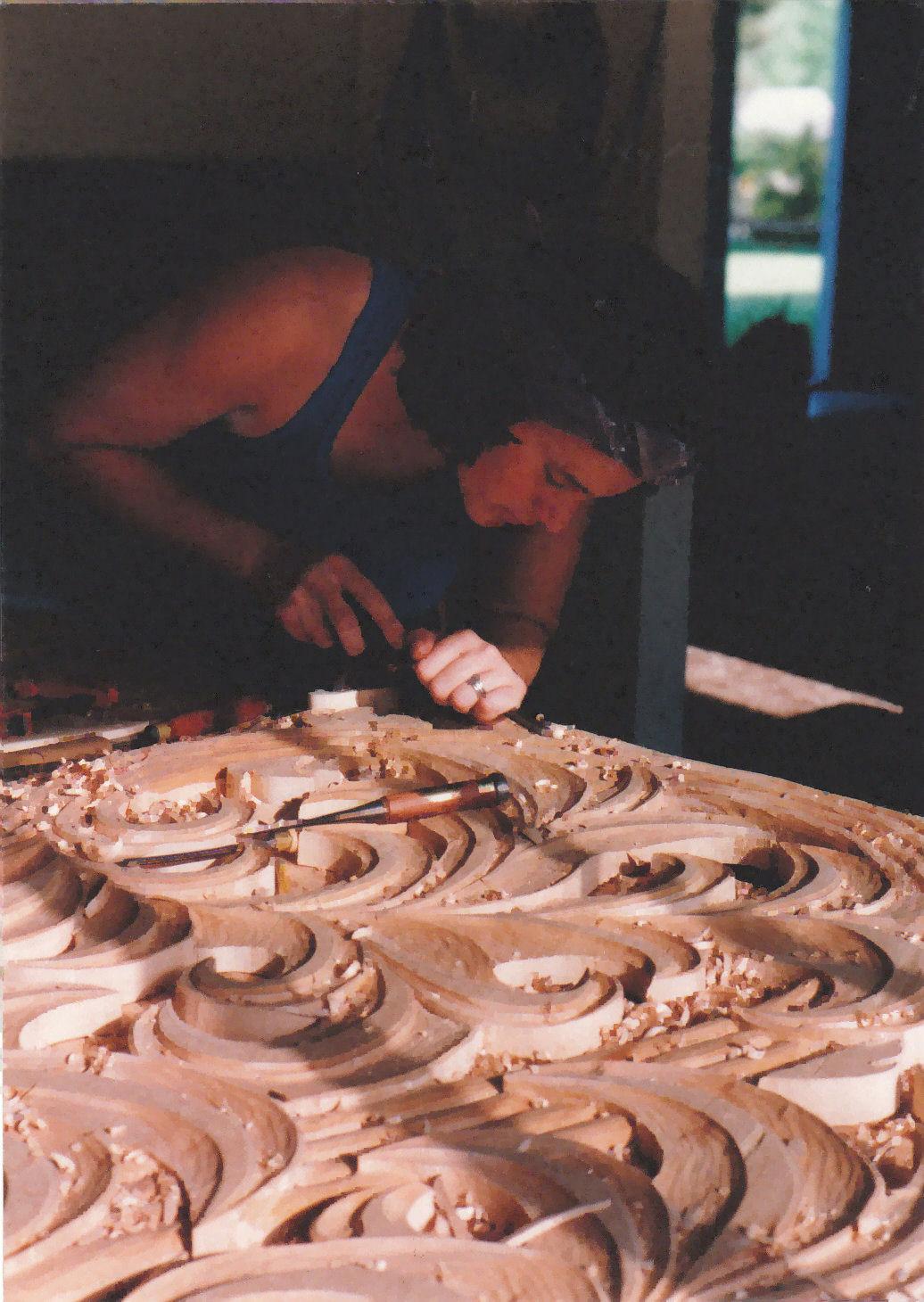 Woodwork wood carving videos pdf plans